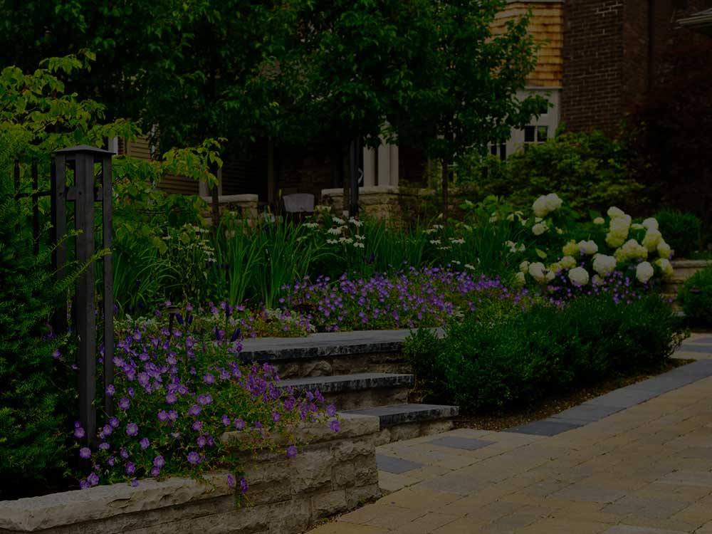 Missoula Commercial Garden Design