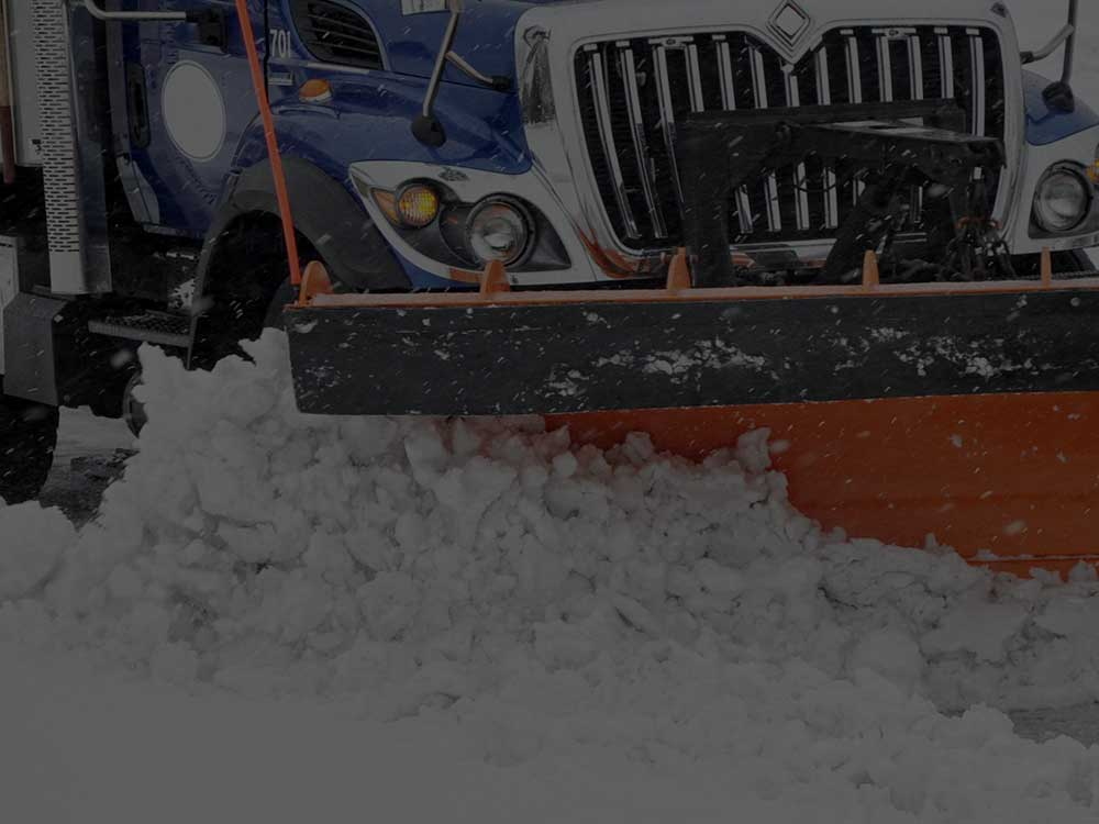 Frenchtown Commercial Snow Removal